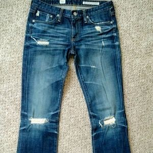 "AG Adriano Goldschmield ""Angel Bootcut"" Jeans"